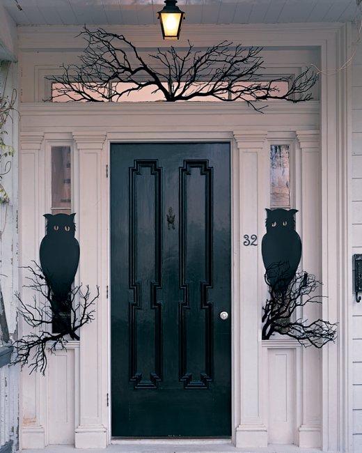 Come decorare la porta di casa per halloween   deabyday.tv